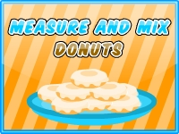 Measure and Mix Donuts