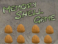 Memory Shell Game