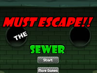 Must Escape The Sewer
