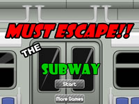 Must Escape The Subway