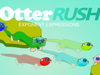Otter Rush Exponent Expressions