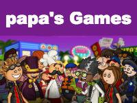 Papa's Games