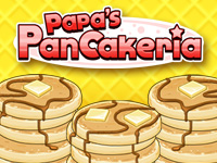 Mr. Louie is in the lumberjack business with Papa's Pancakeria! #PapaLouie #TimeManagementGames #FliplineStudios