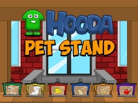 Pet Stand