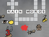 Rain Words