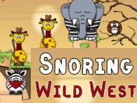 Snoring Wild West
