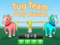 Tug Team Pony Division