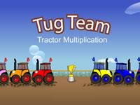 Tug Team Tractor Multiplication