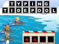 Typing Tide Pool